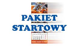 Pakiet startowy - kalendarze